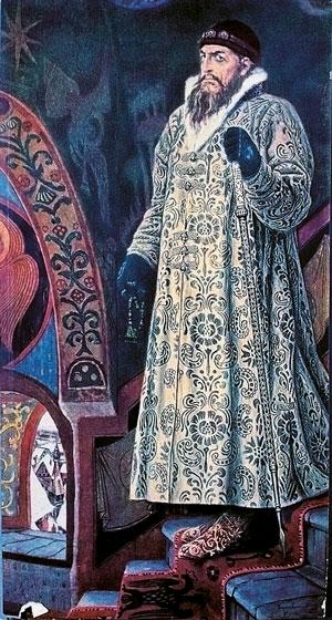 Царь иван васильевич грозный 1897 описание картины Бесплатный каталог цифровых иллюстраций