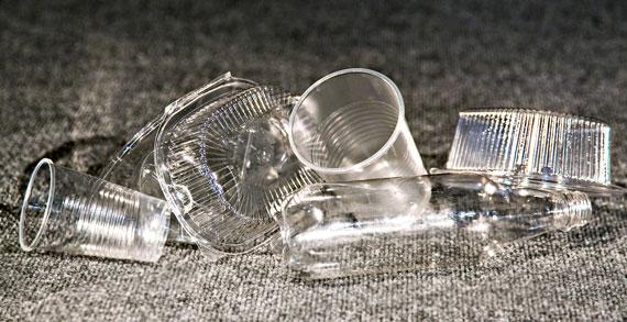 Картинки по запросу пластик посуда мусор