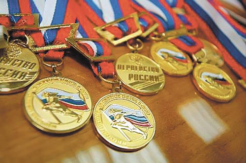 рейтинг олимпийских медалей олимпиада